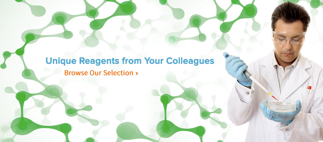 Unique Reagents from Your Colleagues