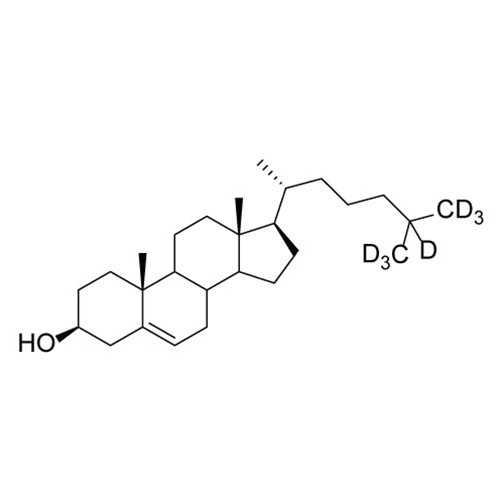 Cholesterol (d7 isotope)