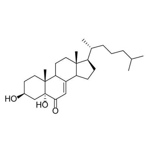 3ß,5a-dihydroxycholest-7-en-6-one (DHCEO)