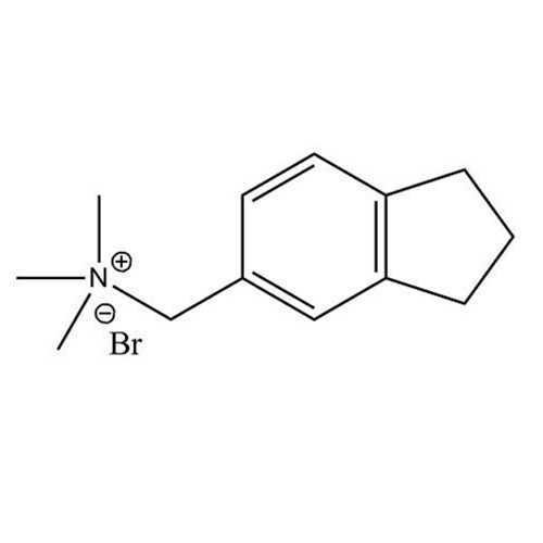 (5-Indanylmethyl)trimethylammonium Bromide