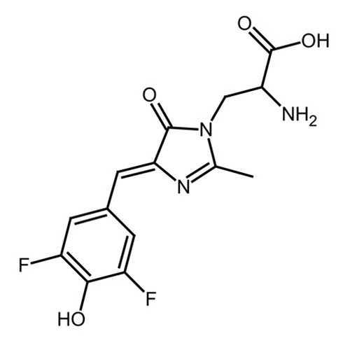 2-amino-3-[(4Z)-4-(3,5-difluoro-4-hydroxybenzylidene)