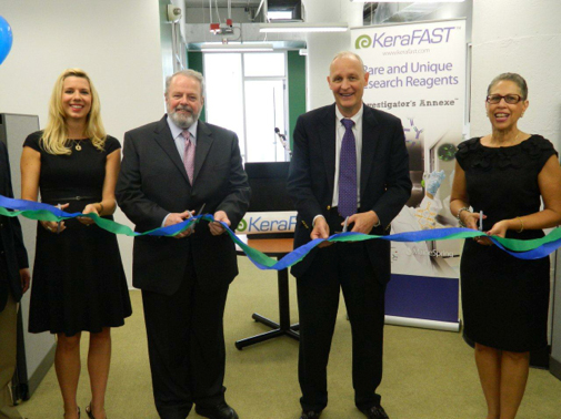 KeraFAST moves to Boston's Innovative District